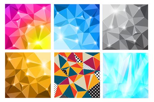 Diamond Vector Pattern - free design resource download