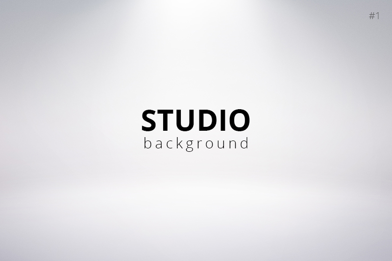 Infinite White Studio Backgrounds